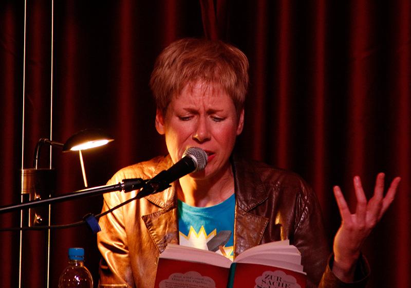 Rückblick: Elisabeth Kabatek stellt das vierte Buch ihrer Trilogie vor!