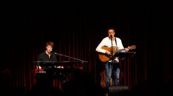 Martin Buchholz und Timo Böcking