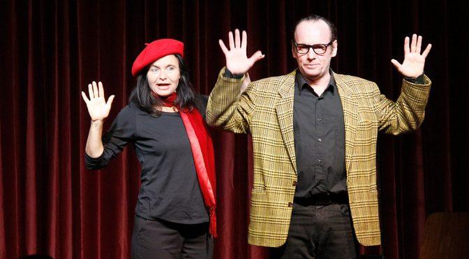 Rückblick: Improvisationstheater mit dem Ludwigsburger Theater Q-Rage
