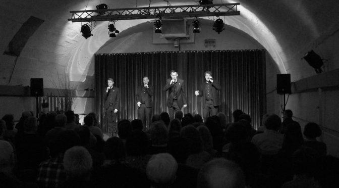 mundARTmonika – Rückblick auf einen stimmungsvollen<br> a Capella Abend